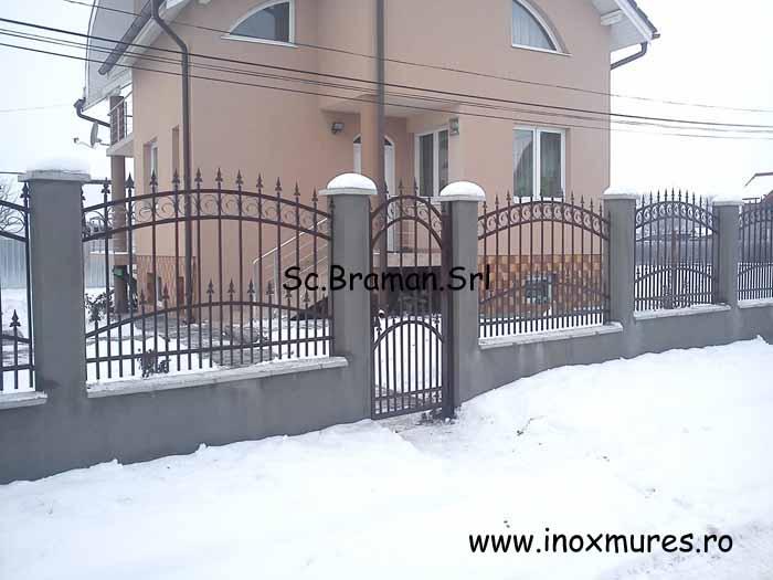 Gard din fier(in Nazna Tg.Mures) 2