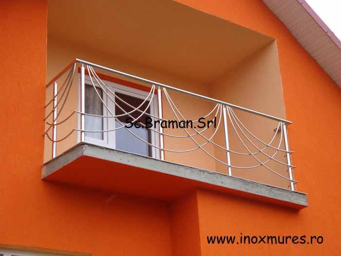 Balustrada Inox (Monor (Gledin),Bistrita Nasaud)