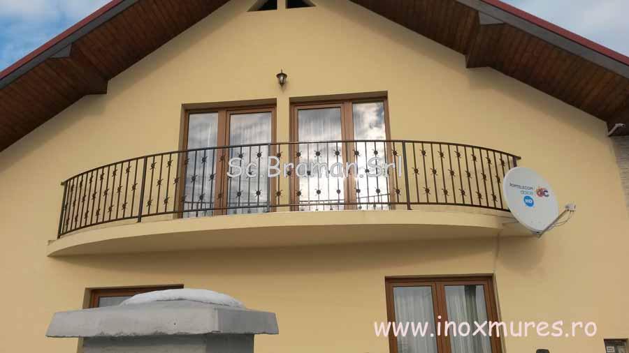 Balustrada din fier in Suseni