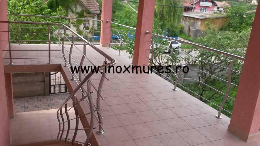 Balustrada Inox in Valea Larga