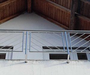Balustrada de Inox Solovastru 07.02.2018