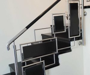 Balustrada inox combinata cu lemn Filpisu Mare 23.02.2018