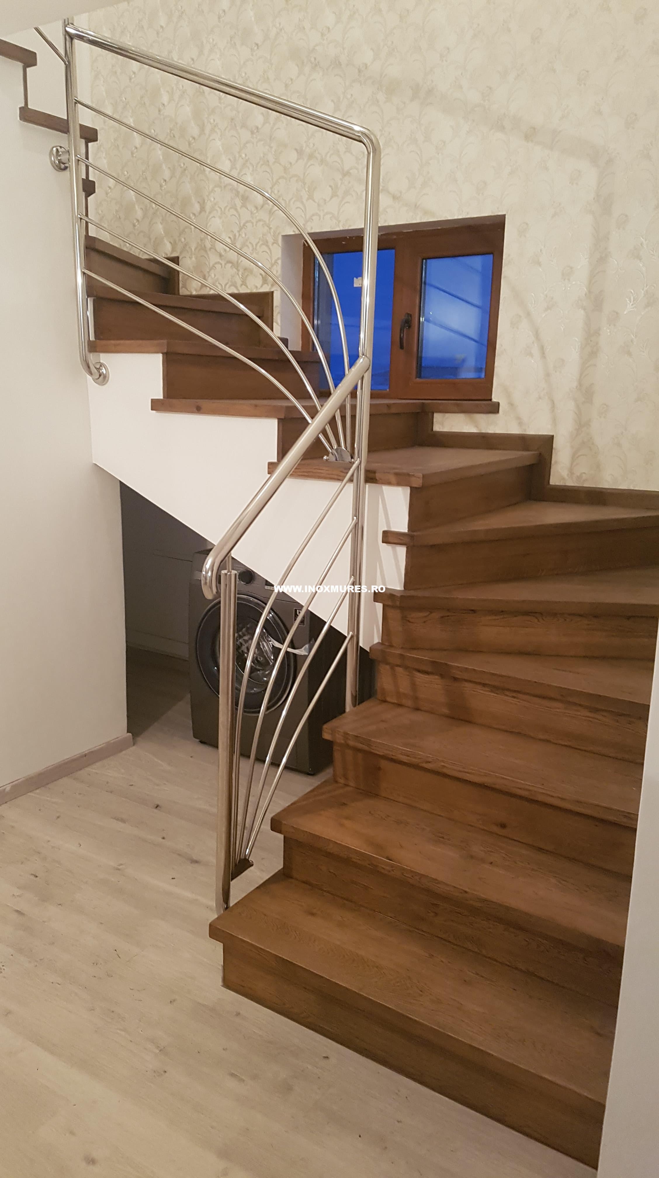 Balustrada inox Viisoara, Campia Turzii 17.12.2018