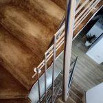 Balustrada inox Remetea Mica Mures 04.02.2019