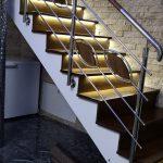 balustrada de inox combinata cu lemn tarnaveni 2019
