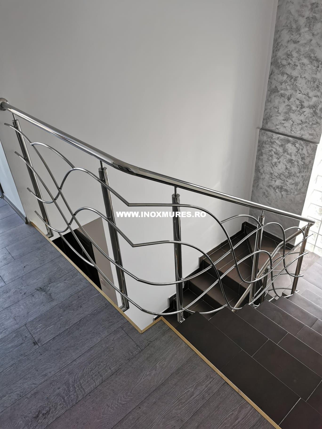 Balustrada din inox Targu Mures 02.03.2021