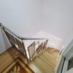 scara si balustrada inox cu sticla tarnaveni 07.2021